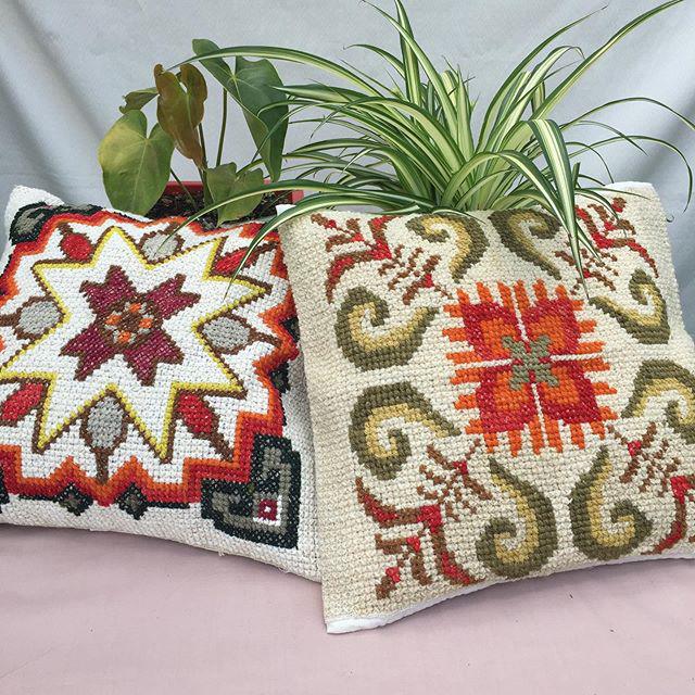 Chachapoya cushions